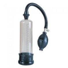 Bullfighter Pump Enter the arena masterfully with your magnificent lance ready to thrust proudly in the quest for glory. Includes a convenient flexi-tube, a vacuum purge valve, an easy to use hand bulb, and a new jelly sleeve. The overall length is 7.5 inches by 2.5 inches in diameter. The Bullfighter Pump will have your bulging member prepared for the most demanding encounters.