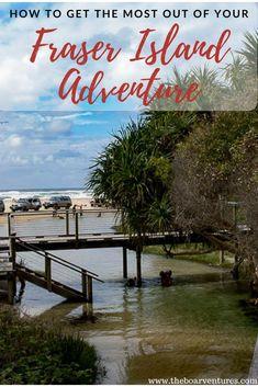 Fraser Island, is th