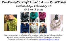 Our February 2015 craft! See you on the 18th!