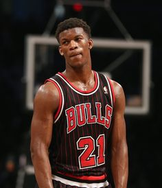 Jimmy Butler - Chicago Bulls v Brooklyn Nets