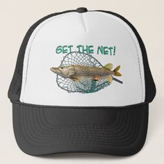Pike Muski fishing Trucker Hat  fishing theme, inshore saltwater fishing, saltwater fishing inshore #fishingseason #largemouthbass #bassfishingismylife Fishing Humor, Fishing Quotes, Fishing Gifts, Custom Hats, Keep Your Cool, Unisex, Cool Stuff, Shopping, Black