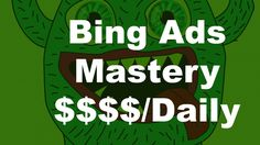 Bing Ads Business In a Box Review | How To Make Money With Bing Ads | Imsafiq https://youtu.be/lsF0TdB8Tyk
