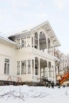 Villa på Bestum, Oslo