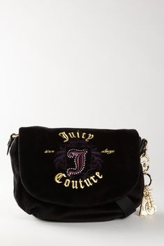 Juicy Couture  Medium Iris Messenger Bag