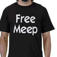 Free Meep T Shirt from http://www.zazzle.com/the+muppets+tshirts