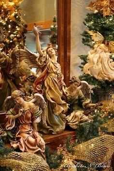 Beautiful Christmas Angels