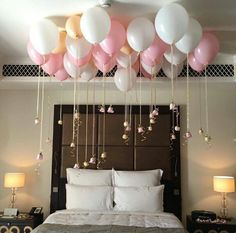 Top Birthday Party Decorations in Pune. Customized Birthday Party Decoration packages for Kids bday, bday. Top birthday decorators in Pune Birthday Room Surprise, Hotel Birthday Parties, Hotel Party, Diy Birthday, Themed Parties, Birthday Ideas, Birthday Room Decorations, Valentine Decorations, Balloon Decorations