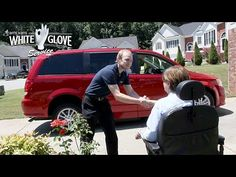 Have You Ever Wondered How an AMS Side-Entry Wheelchair Accessible Van Works? 2015 Dodge Grand Caravan, Love Conquers All, Safe Harbor, Make A Family, Assistive Technology, White Gloves, Great Videos, Gadgets, Gadget