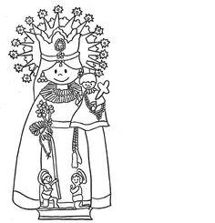 Virgen de los Desamparados-Valencia