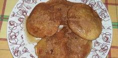 Τηγανίτες με μέλι και κανέλα που θα εξαφανιστούν στο πι και φι Pancakes, Pork, Cookies, Meat, Breakfast, Desserts, Kale Stir Fry, Crack Crackers, Morning Coffee