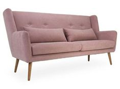 Um gekonnt interessante Akzente zu setzen müssen Sie sich das Speisesofa GEORGI zulegen! Man muss nicht immer nur auf einer einfachen Bank oder Esstischstühlen Platz nehmen. Das Sofa ist in einem zarten Rosa gehalten, es wirkt freundlich...