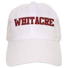 Whitacre, Baseball Cap.