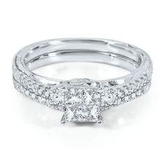 handel 78ct tw diamond engagement ring set in 14k gold handel collection