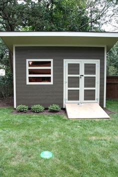 Shed Plans | MyOutdoorPlans | Free Woodworking P .. - CLICK THE PIC for Many Shed Plan Ideas. #backyardshed #shedprojects