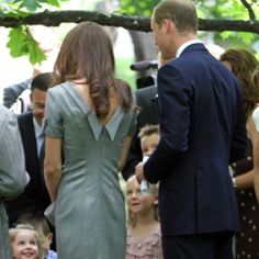 William and Kate, Canada