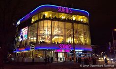 Shopping center Solaris at night Shopping Center, Centre, Places To Go, Night, Instagram Posts, Traveling, Shopping Mall, Trips, Travel