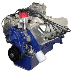 ATK High Performance Ford 460 525HP Stage 1 Crate Engines HP19 - Free Shipping on Orders Over $99 at Summit Racing