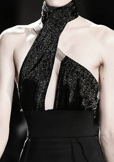 *Anthony Vaccarello Fall 2012 rtw