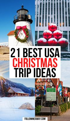 Best Christmas Vacations, Christmas Destinations, Christmas Travel, Christmas Fun, Christmas Trips, Christmas Markets, Vacation Places, Vacation Destinations, Vacation Trips