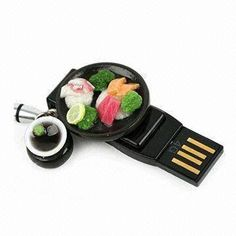 Delicious Sushi Food Shaped USB Flash Drive with Capacity of 1 to 16GB Original Chipset