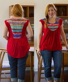 Adora Top and Dress   Go To Patterns
