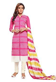 Sarees Fashion presents Women's Cotton unstitch Dress Mat... http://www.amazon.in/dp/B01J3LNJ2C/ref=cm_sw_r_pi_dp_pUZLxb0N3FJ6K