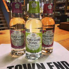 To compliment your #YorkshireGin new #YorkshireTonic #gin #farmshop #Yorkshire @raisthorpemanor