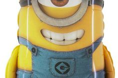 For my next bday! Minion Balloons, Minions, Gadgets, Bob The Builder, Despicable Me, Foil Balloons, Kids, Banana, Party