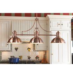Copper kitchen lighting Kitchen American Period Pendant Island Chandelier Light Pinterest 92 Best Copper Kitchen Lighting Images