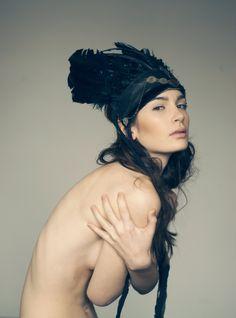 crowned | feather headdress | crown | www.republicofyou.com.au