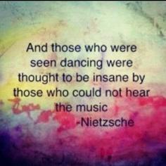Hear the music...