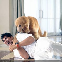 Akshay Kumar with the star of *It's Entertainment* (2014) | Twinkle's luck has worked for me: Akshay - The Times of India