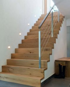certified wooden step covering for stair (FSC-certified) TILO