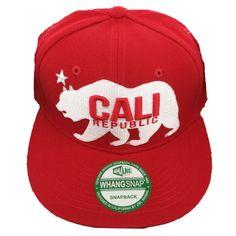 California Bear Flag Baseball Caps, Red and Green | Bear Flag Museum  http://bearflagmuseum.blogspot.com/2013/07/california-bear-flag-baseball-caps-red.html