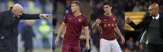 Spalletti, Perotti, Dzeko, Guardiola e la storia del falso nueve - http://www.maidirecalcio.com/2016/02/12/spalletti-perotti-falso-nueve-roma.html
