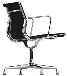 Aluminium Chair EA 108 von Charles und Ray Eames - Vitra