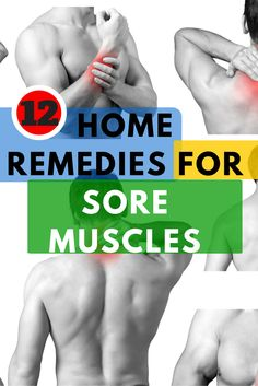 Home Remedies For Sore Muscles After Gym