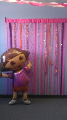 Nadia's Dora the Explorer 2nd Birthday Party *Photobomb* - BabyCenter