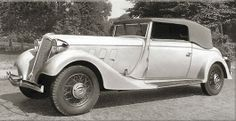 Renault Reinastella Sport 1934 ✏✏✏✏✏✏✏✏✏✏✏✏✏✏✏✏ IDEE CADEAU / CUTE GIFT IDEA  ☞ http://gabyfeeriefr.tumblr.com/archive ✏✏✏✏✏✏✏✏✏✏✏✏✏✏✏✏