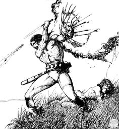 Conan by Barry Smith