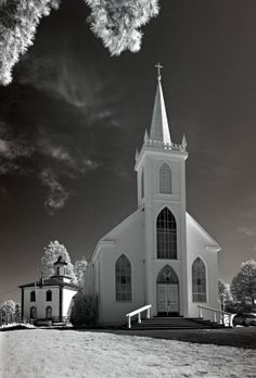 Bodega Bay Church - Bodega Bay, California