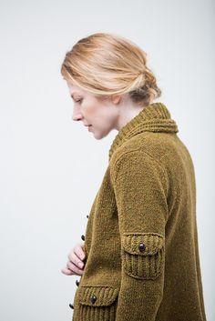Ravelry: Marshal pattern by Norah Gaughan