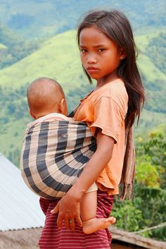 children of the world - Laos PDR