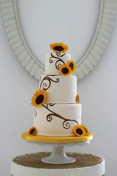 Last month I had the pleasure to make a sunflower cake for a couple (Sara & Steven) who came from Texas to Miami to celebrate their beautiful wedding!! The wedding seemed like a photo shoot for the uniqueness of all the decorations, but it was a real wedding!! The amazing and beautiful photos are from … … Continue reading →