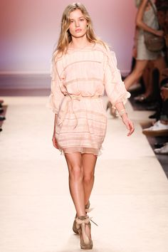 Isabel Marant Spring 2014 RTW - Review - Vogue