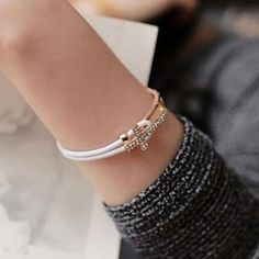 Rhinestone Bracelet from #YesStyle <3 Cuteberry YesStyle.com