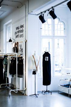 Store interior & other stories Kudamm Berlin