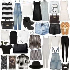Eleanor inspired essentials for a trip to London in Spring / Summer!