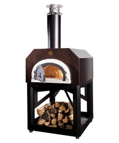 Chicago Brick Oven 500 Mobile Pizza Oven - Outdoor Pizza Ovens at Hayneedle Wood Burning Oven, Wood Fired Oven, Wood Fired Pizza, Wood Pizza, Pizza Oven Outdoor, Outdoor Cooking, Outdoor Kitchens, Outdoor Entertaining, Outdoor Spaces