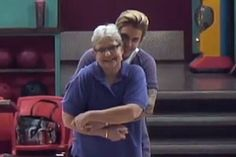 Justin Bieber Made a Little Old Lady Feel Incredibly Awkward in This Hilarious Video!